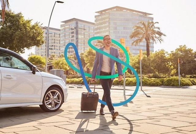 'Car Sharing' Bluemove