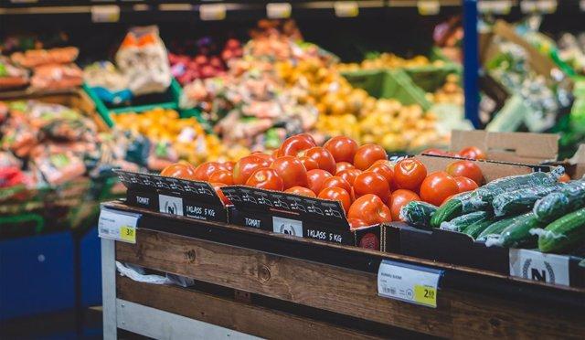 Mercado fruta