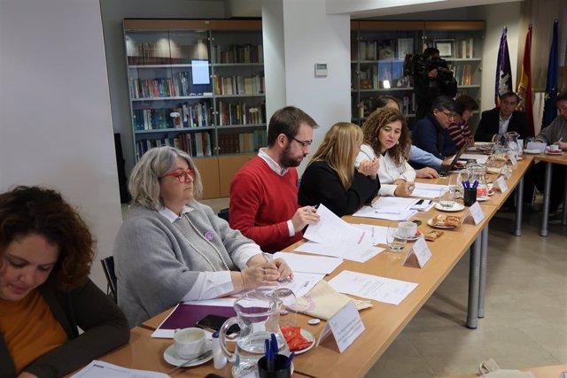 Comisión por la Igualdad de Género en Palma
