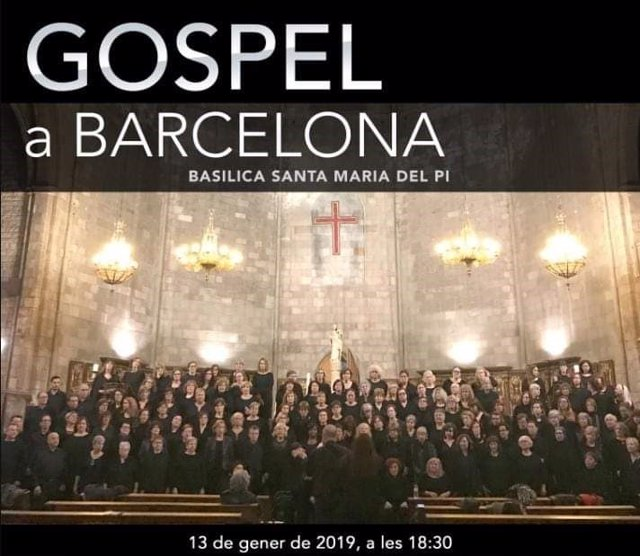 Cor de Cors Gospel Barcelona