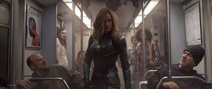 Captain Marvel Challenge: Ninguna niña sin ver la primera película de Marvel protagonizada por una mujer