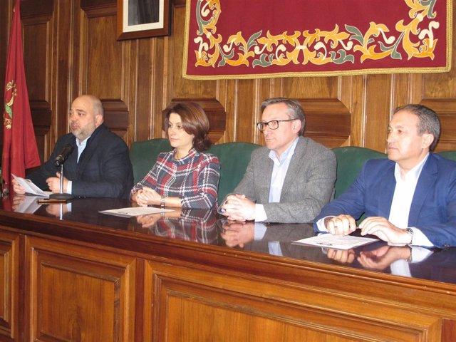 Presentación de las Medallas de los Amantes de Teruel 2019