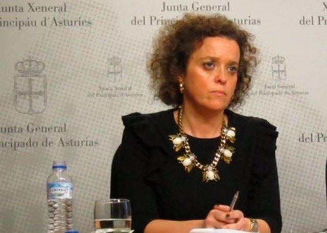 Marina Huerta, Foro Asturias