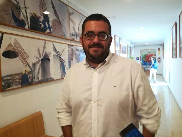 Vicenç Vidal, conseller balear de Medi ambient