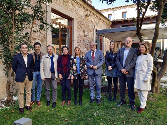 Equipo de Gobierno de Cáceres