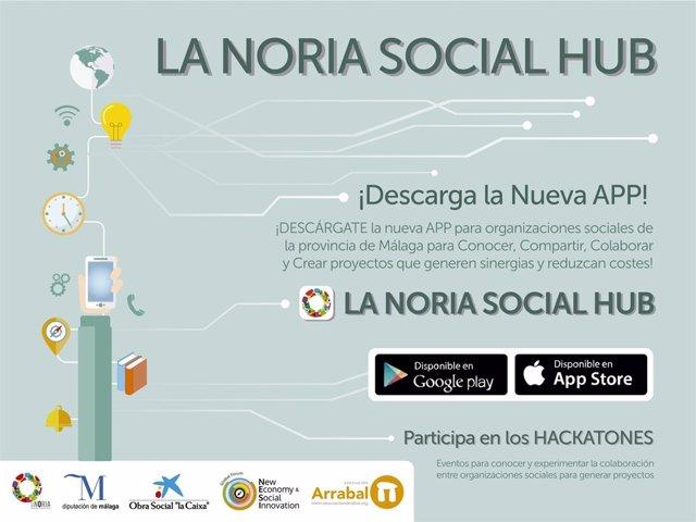 La noria social hub