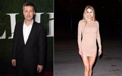 Los verdaderos representantes de Brad Pitt sí que saben que hay una modelo (Makoke) hablando de él