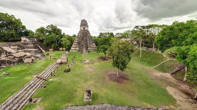 Baño maya