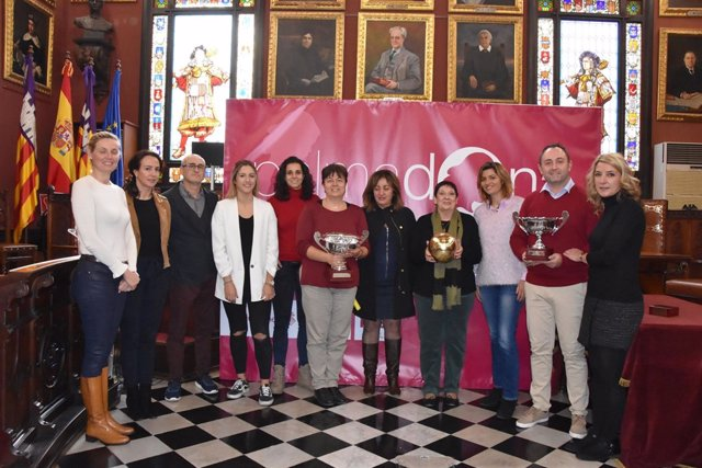 Presentación de la Copa Princesa de Voleibol Femenino