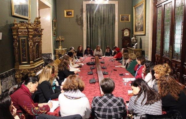 [Sevilla] Nota De Prensa. Consejo De La Mujer