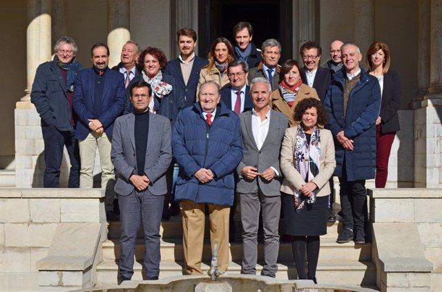 Constitución de la Fundación Rodríguez-Acosta como entidad pública