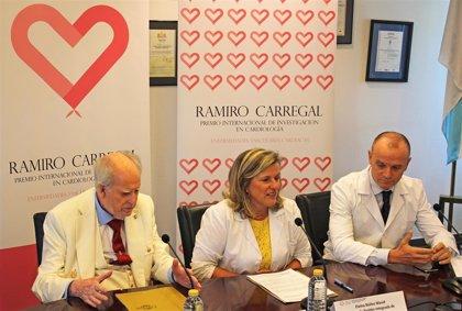 Abierto el plazo para presentar candidaturas al premio Ramiro Carregal de investigación en enfermedades cardíacas