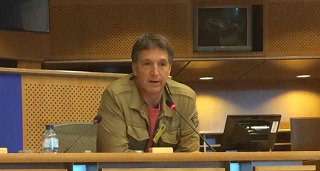 El cineasta Albert Solé