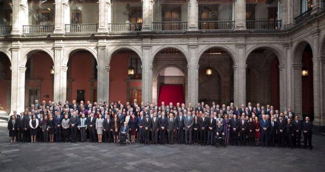 Reunión cónsules México