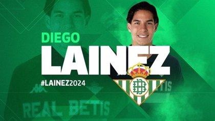 El mexicano Diego Lainez ficha por el Betis hasta 2024