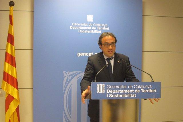Josep Rull en una foto d'arxiu