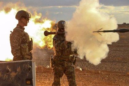 La coalición contra Estado Islámico liderada por EEUU inicia su retirada de Siria
