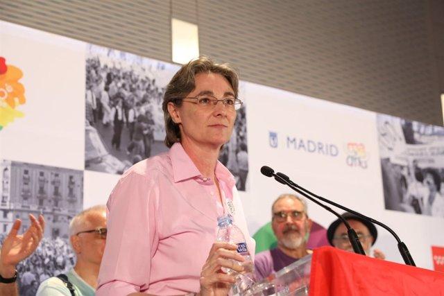 Marta Higueras, alcaldesa de Madrid en funciones