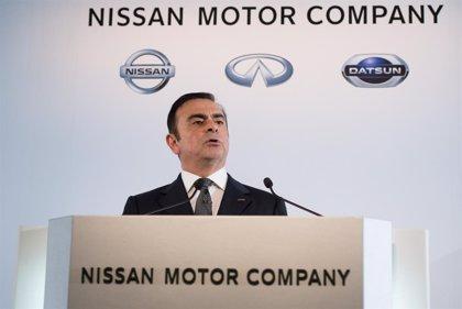 Nissan y la Fiscalía japonesa presentan nuevos cargos contra Carlos Ghosn