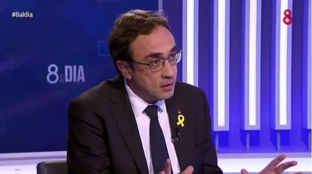Josep Rull (arxiu)