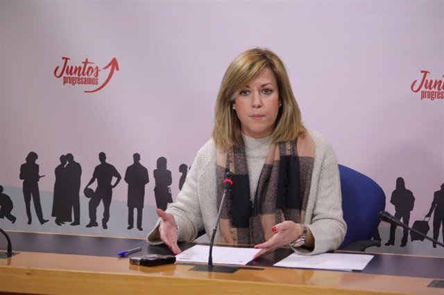 La diputada del PSOE en las Cortes de C-LM Ana Isabel Abengózar