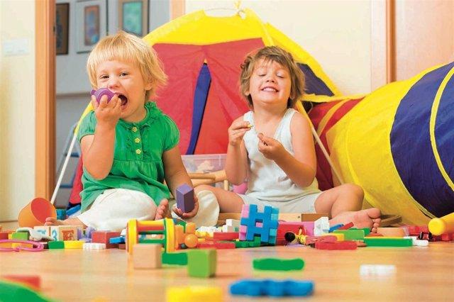Hábitos saludables entre los niños, alimentación infantil