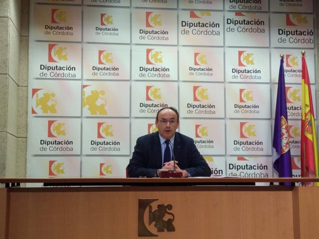 El delegado de Nuevas Tecnologías de la Diputación, Francisco Juan Martín