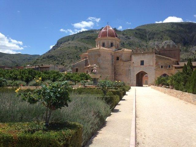 Monasterio de Simat de la Valldigna