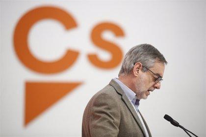 Ciudadanos cree humillante que Torra y Puigdemont decidan en Waterloo el futuro de los Presupuestos