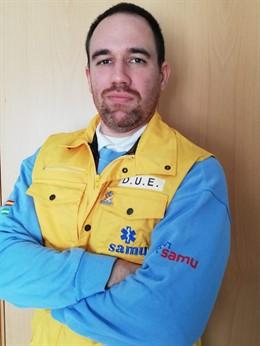 Aurelio Ventura, trabajador de la Fundación Samu y sindicalista de CCOO