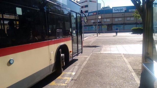Autobús público de Logroño
