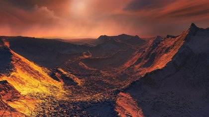 El mundo que orbita la Estrella de Barnard puede tener vida