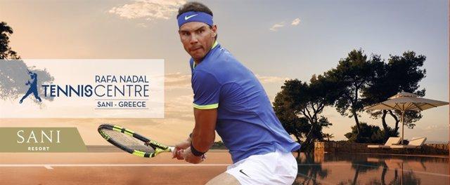 Rafa Nadal Tennis Centre en Grecia