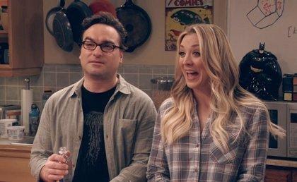 The Big Bang Theory: La genial parodia de Titanic de Kaley Cuoco y Johnny Galecki