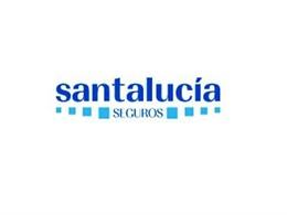 Logo de Santalucía Seguros