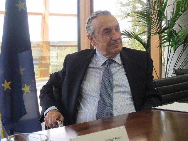 El presidente de la CNMC J.M.Marín Quemada