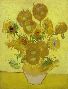 Los girasoles 'Museo Van Gogh