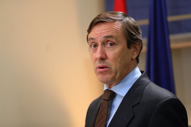 El diputado nacional del PP por Almería Rafael Hernando
