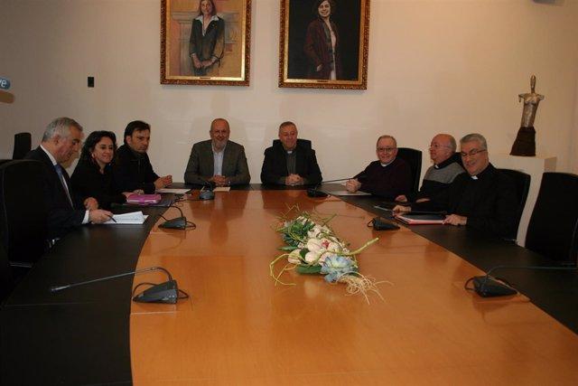 Comisión Mixta del Consell y el Obispado