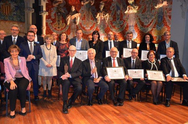 SEOR recibe el Premio Avedis Dobanadian