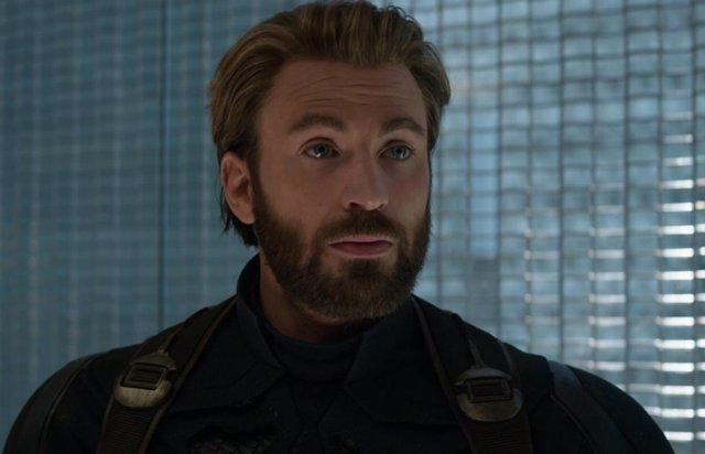 Capitán América en Vengadores: Endgame