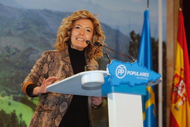 Mallada (PP) quiere conseguir que Asturias vuelva a ser una comunidad