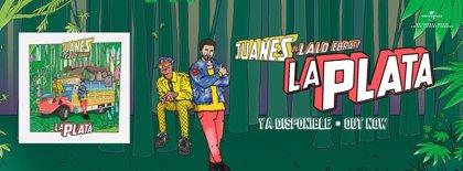 #DeColombiaParaElMundo: El mensaje de Juanes con su pegadizo nuevo single, La Plata, junto a Lalo Ebratt