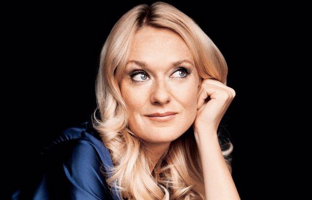 La mezzosoprano txeca Magdalena Kozená