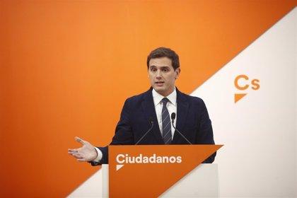 """Ciudadanos reafirma su rechazo a los Presupuestos por ser """"lo contrario de lo que necesita España"""""""