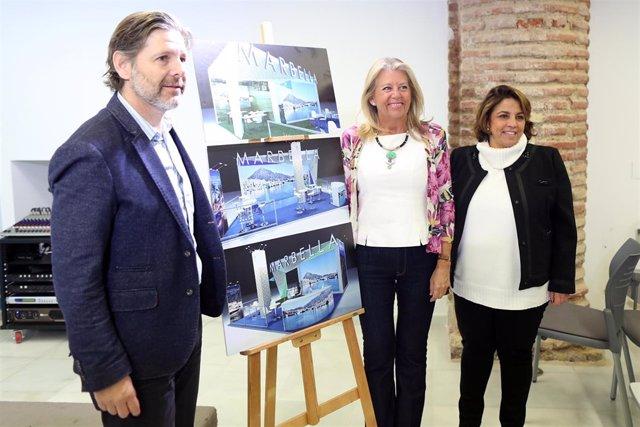 Angelez Muñoz presenta la presencia de Marbella en Fitur 2019