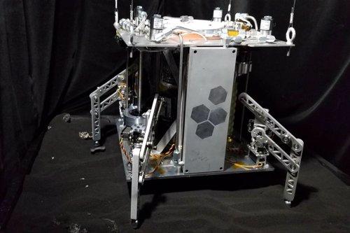 Prototipo de sonda WINE