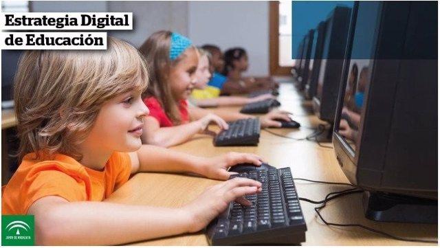 Más de 2.500 centro docentes públicos tienen cobertura de banda ancha