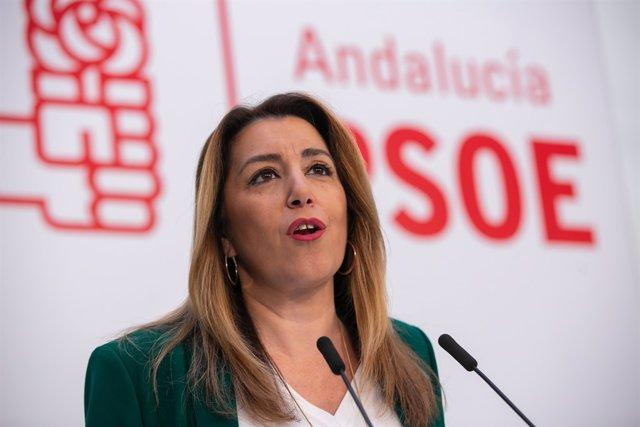 Susana Díaz (arxiu)