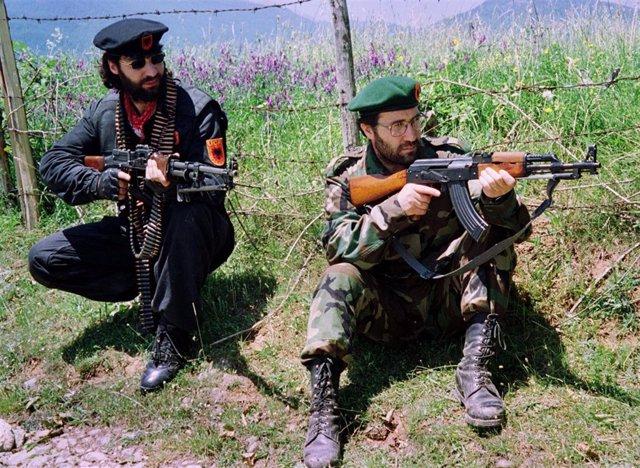 Milicias del Ejército de Liberación de Kosovo
